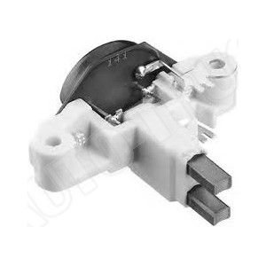Regulator napięcia alternatora Bosch, proste szczotki