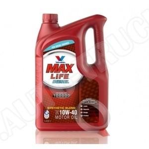 Olej silnikowy półsyntetyczny Valvoline Maxlife Diesel 10W40 5L