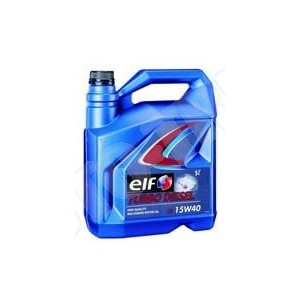 Olej silnikowy mineralny Elf Turbo Diesel 15W40 5L