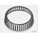 Wieniec zębaty-pierścień-koszyk systemu ABS tylnego koła Audi ,Skoda,VW