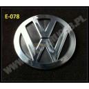 Emblemat, tylne logo VW Golf IV