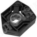 Poduszka-uchwyt-wieszak górny mocowania chłodnicy Audi,Seat,VW,Skoda Octavia I