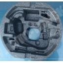 Pojemnik na narzędzia,wkład styropianowy w koło zapasowe,w bagażniku Skoda Fabia II
